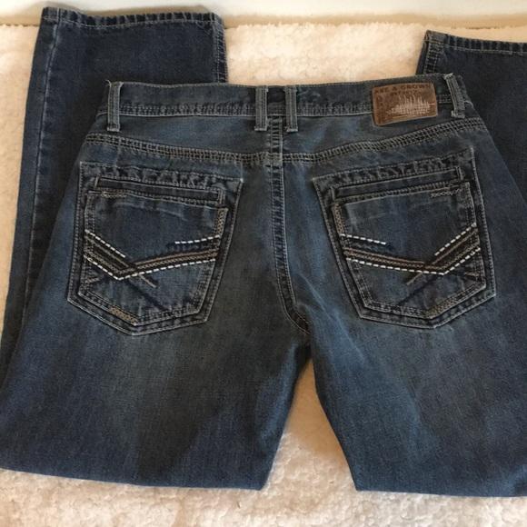 1011b4b8 Axe & Crown Jeans | Axe Crown Straight Leg Denim 32 X 30 | Poshmark
